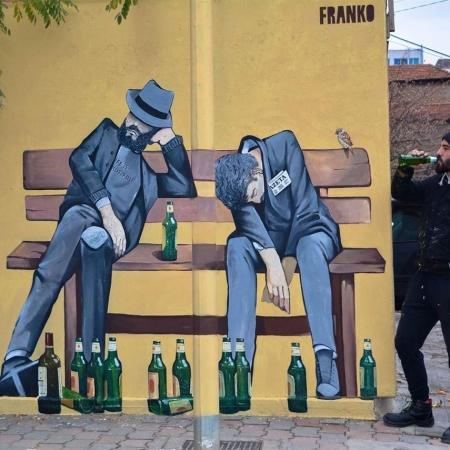 Franko Dine @Tirana, Albania