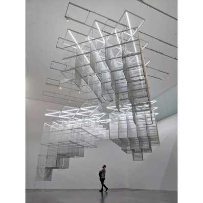 Haegue Yang @ Tate Modern, London