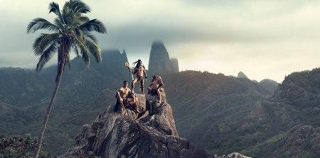 Hakamou'i, Ua Pou, Isole Marchesi, Polinesia francese. Fotografia di Jimmy Nelson