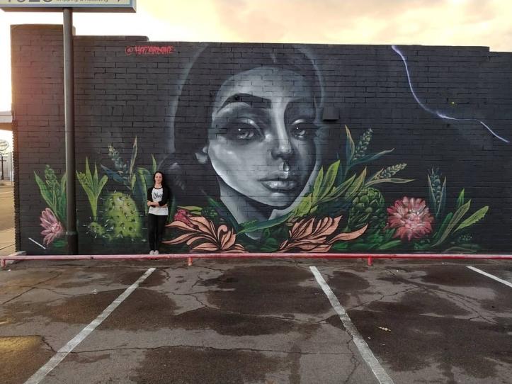 Harriet Wood @Phoenix, Arizona, USA