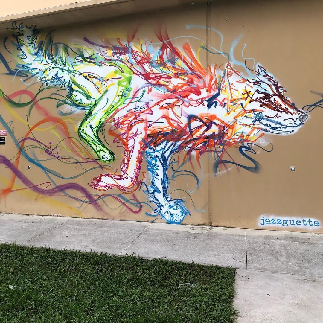 Jazz Guetta @Miami, Fl, USA