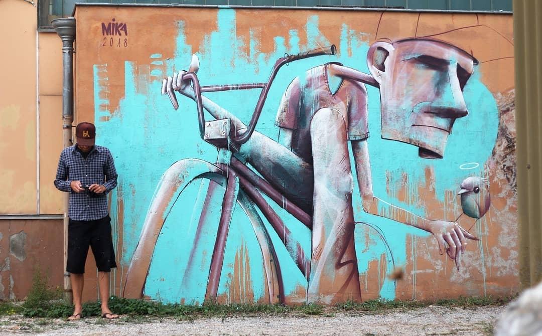 Mika Husser @ Aveyron, France