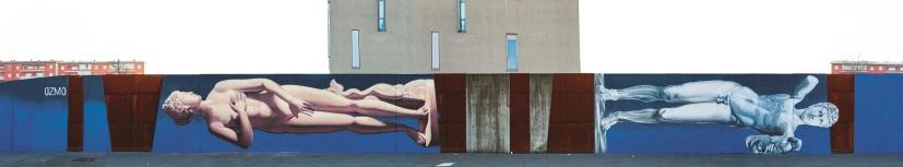 Ozmo @ Milan, Italy - Venere, Hermes e Dioniso bambino