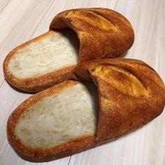 Pantofole di pane
