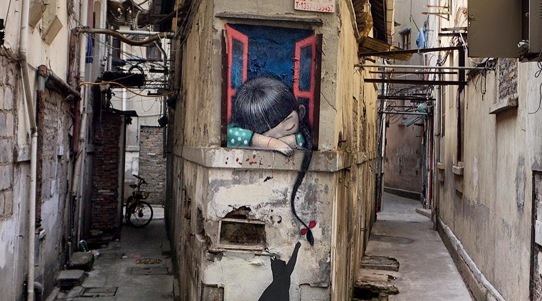 Seth Globepainter @Shanghai, China