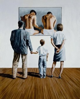 """Some family values"" (2011), by Steve Walker"