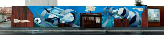 Zed1 @Milan, Italy - Il bivio