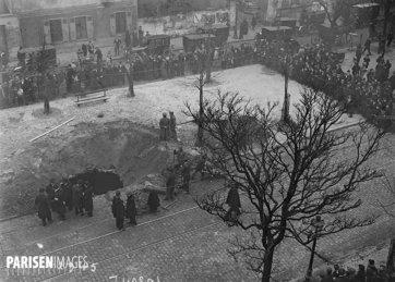 Zeppelin tedeschi bombardano Parigi per la prima volta, il 29 gennaio 1916