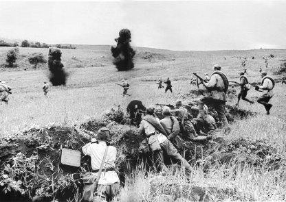 8 febbraio 1943, l'Armata Rossa riconquista Kursk