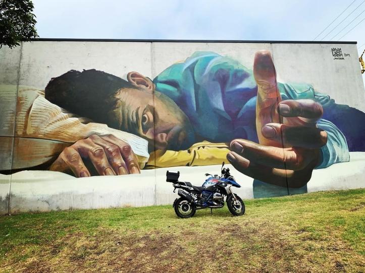 Case Maclaim @Port Kembla, Wollongong, Australia