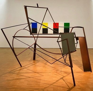 Ellsworth Kelly - Anthony Caro