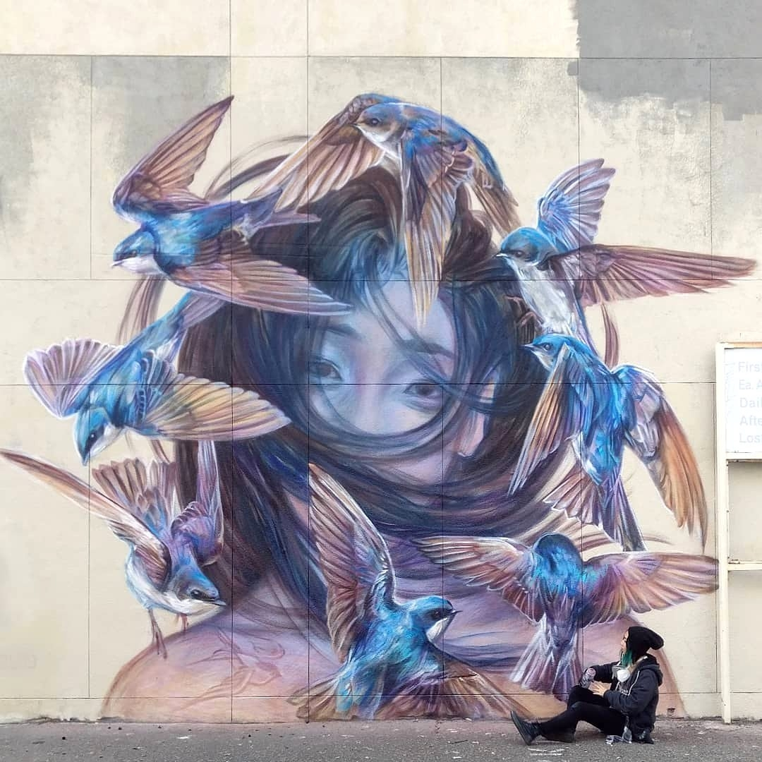 Emily Ding@ Oakland, California, USA