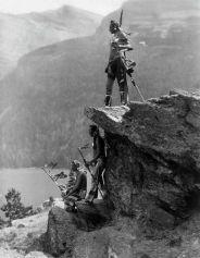 Glacier National Park, Montana, 1913