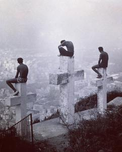 Napoli, 1950. Photography by Guido Giannini @ Cerio Museum, Capri