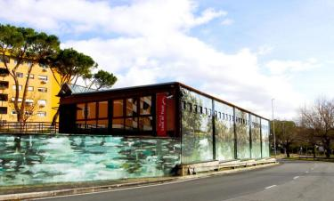Jerico @ Casal de' Pazzi Museum, Rome, Italy