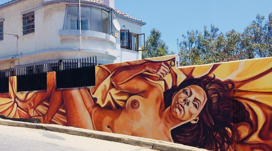 JOTAPÉ @Valparaiso, Chile