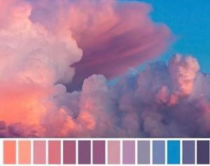 Fluffy Clouds by Marko Vesterinen