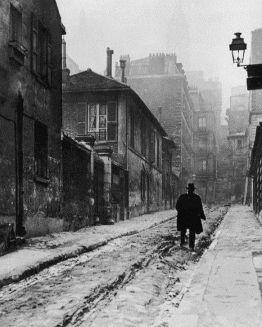Montmartre, Parigi 1910