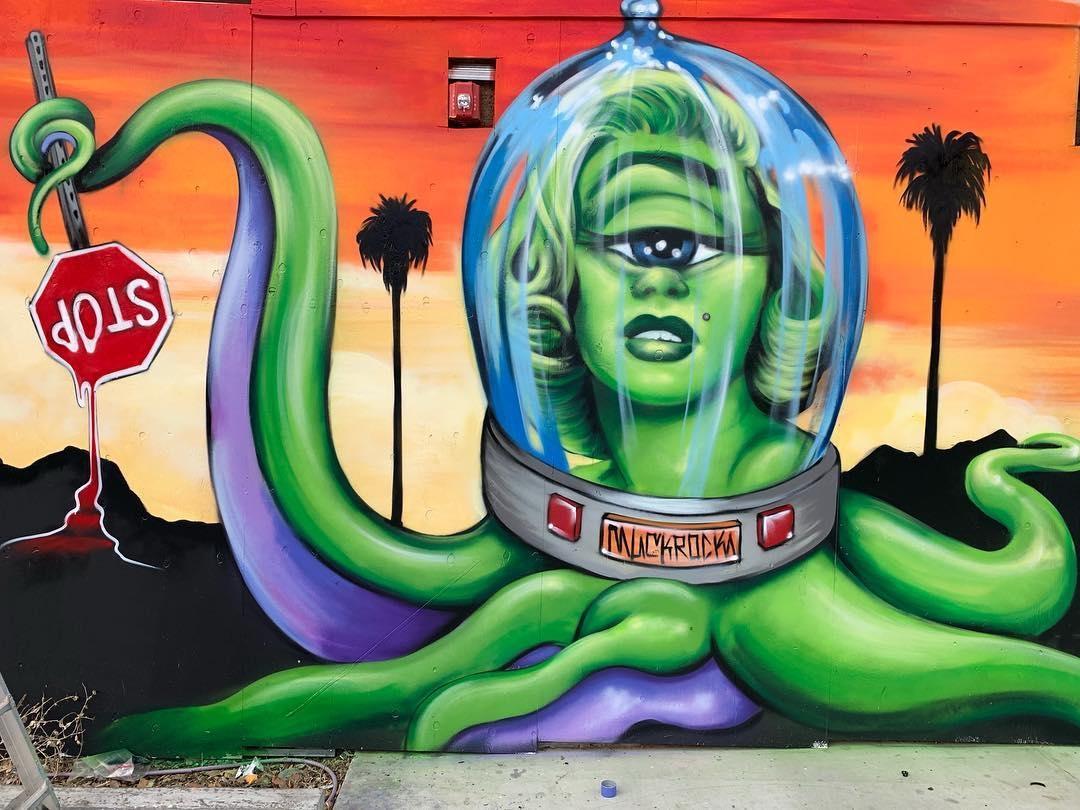 Muckrock @Los Angeles, CA, USA