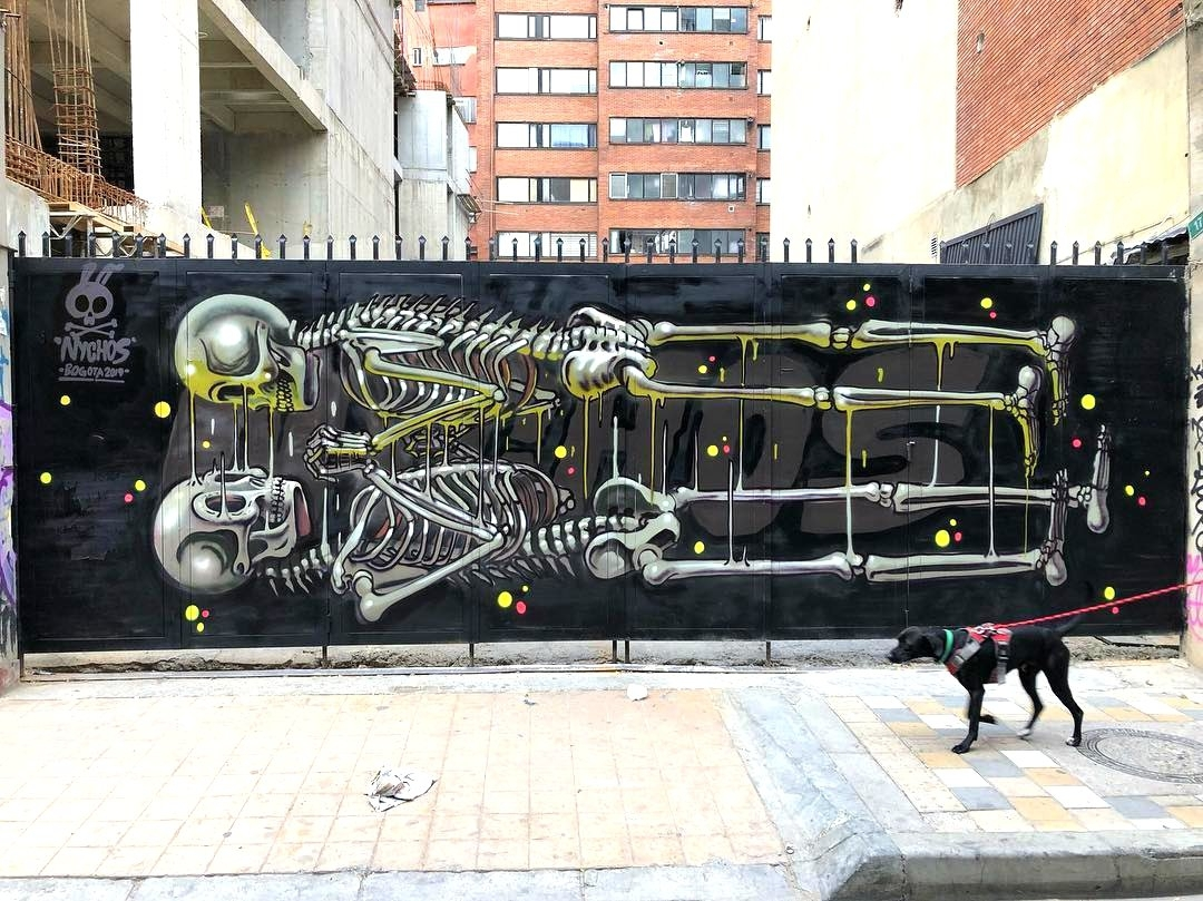 Nychos @Bogota, Colombia