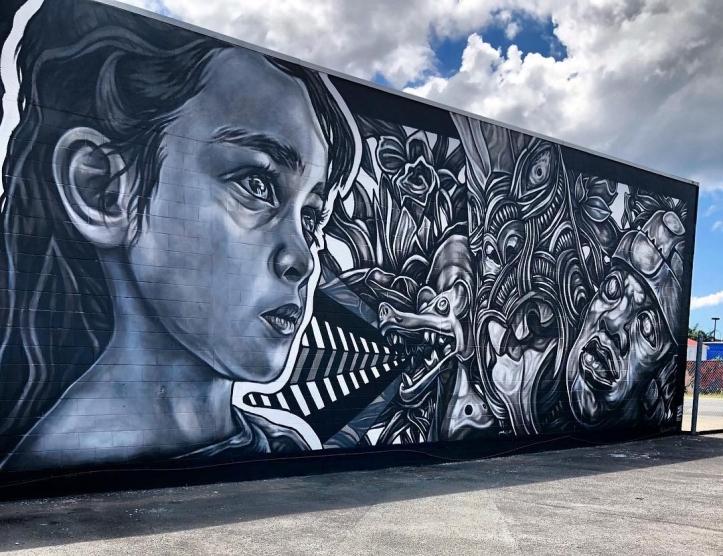 Paola Delfin @Whangarei, New Zealand