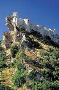 Roccascalegna's Castle, Abruzzo Italy