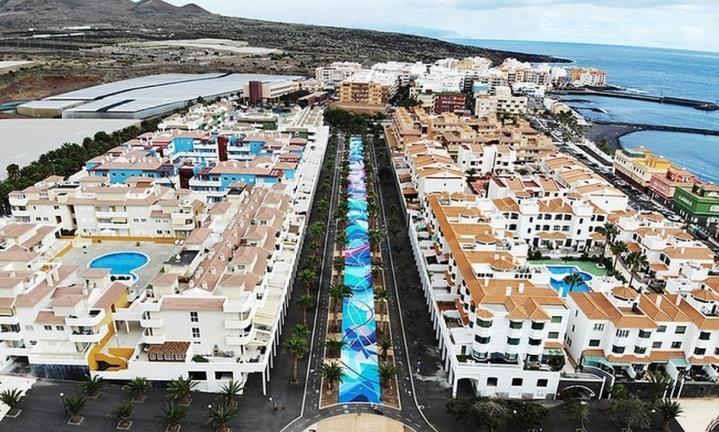 Sabotaje Al Montaje @ Puertito de Güímar, Tenerife, Spain