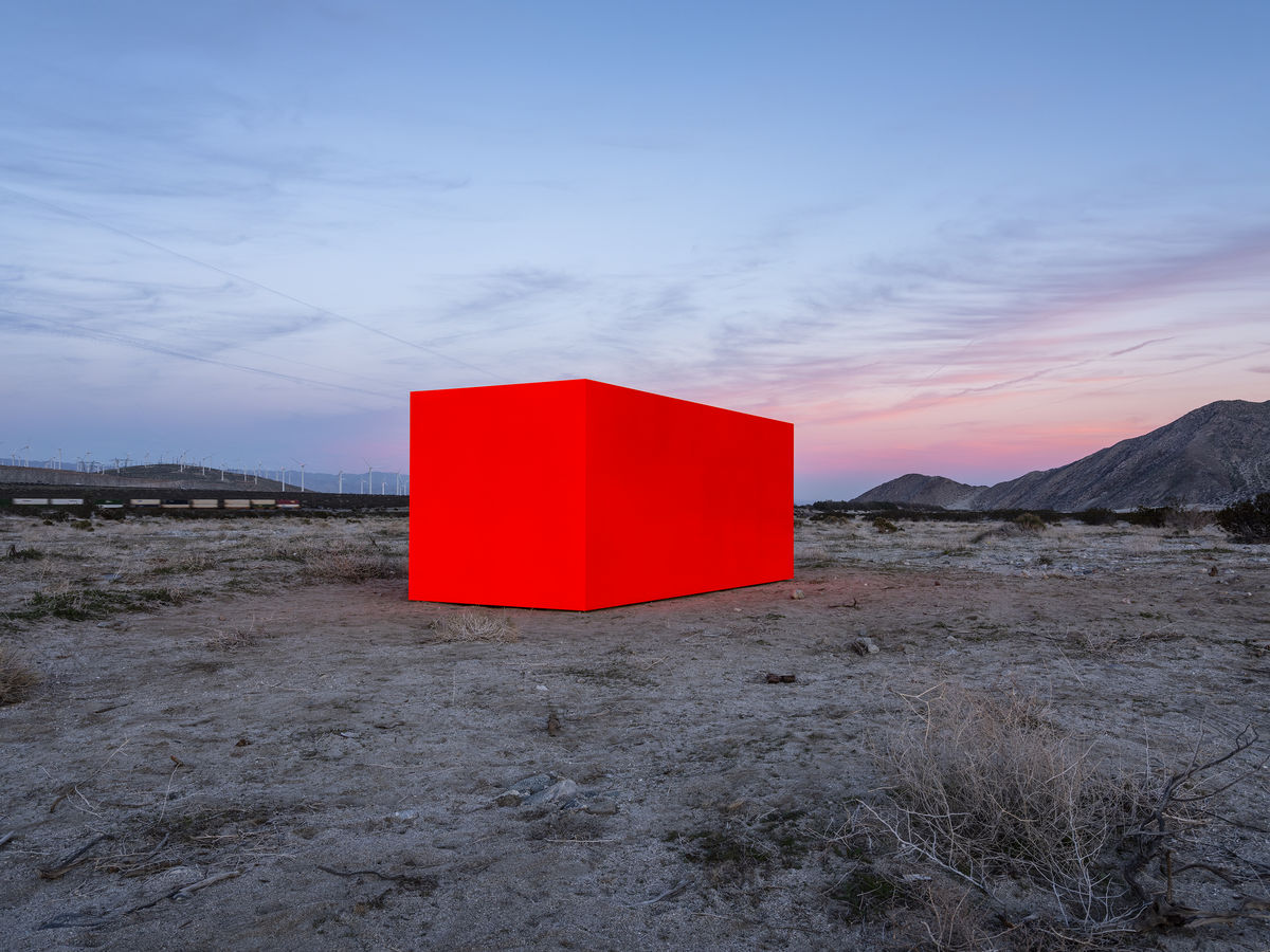 Sterling Ruby, Specter, 2019. Photo by Lance Gerber. Courtesy of Desert X