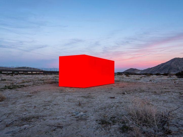 Sterling Ruby, Specter, 2019. Photo by Lance Gerber. Courtesy of Desert X
