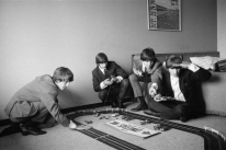 I Beatles, 1964. Fotografia di Curt Gunther
