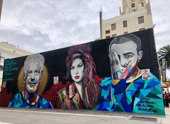 Ali Gonzalez @Los Angeles, CA, USA