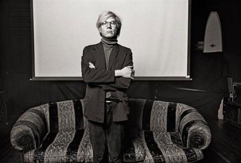 Andy Warhol, 1969. Fotografia di Norman Seeff