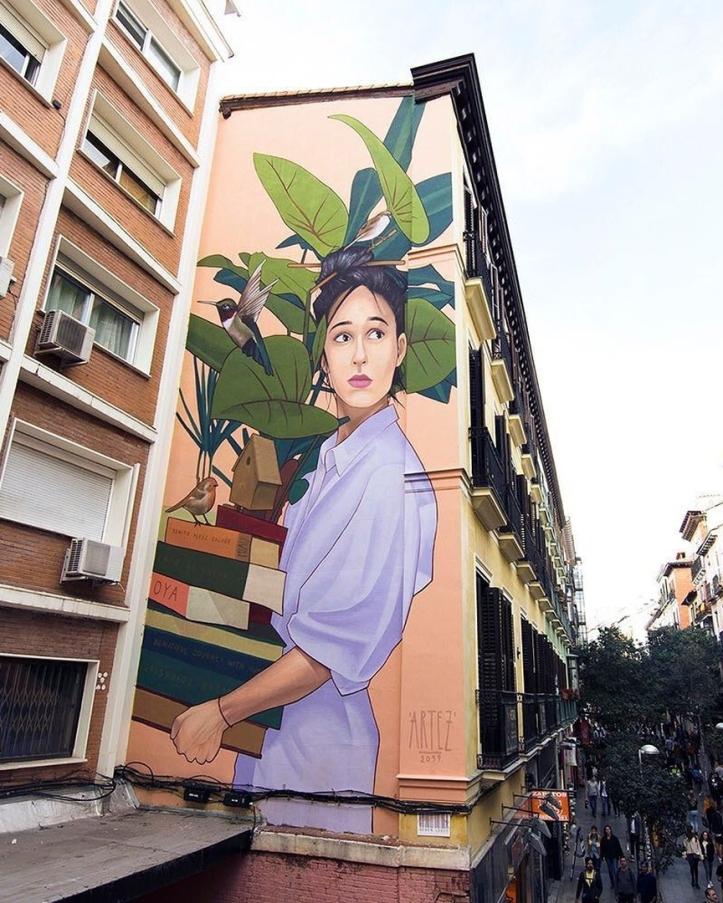 Artez @Madrid, Spain