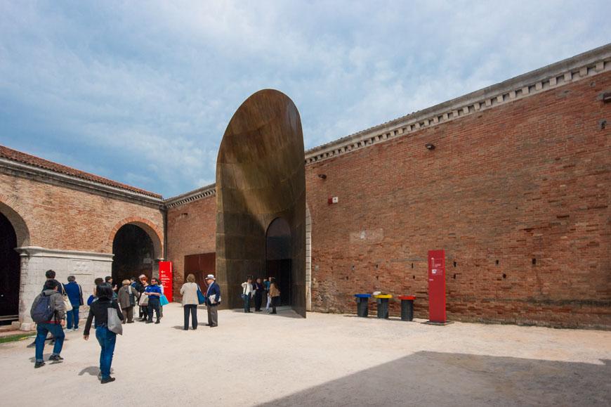 Biennale di Venezia - Arsenale