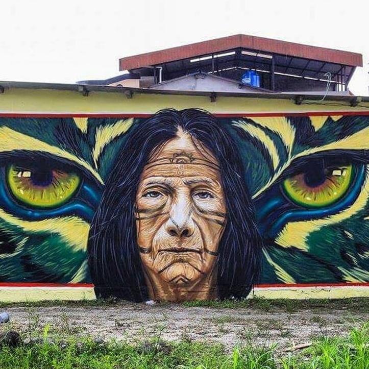 Bless @Pastaza District, Ecuador