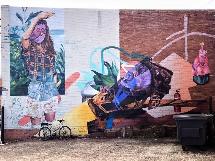 Brontë Naylor @Port Kembla, Wollongong, Australia