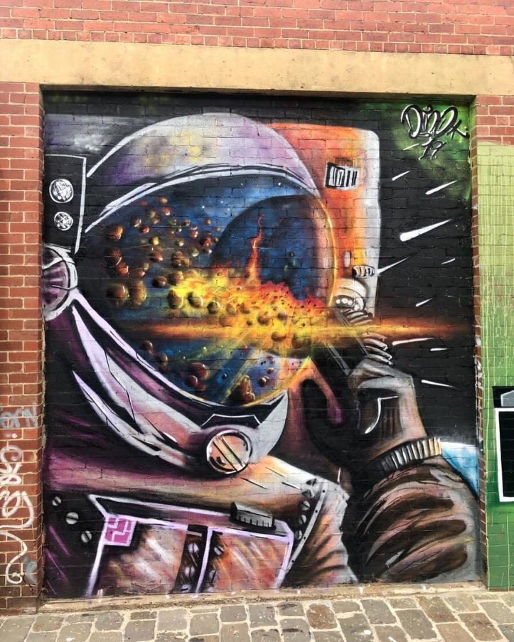 Dinocero2 @Melbourne, Australia
