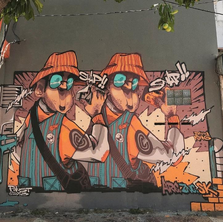 Fivust @ Surabaya, Indonesia