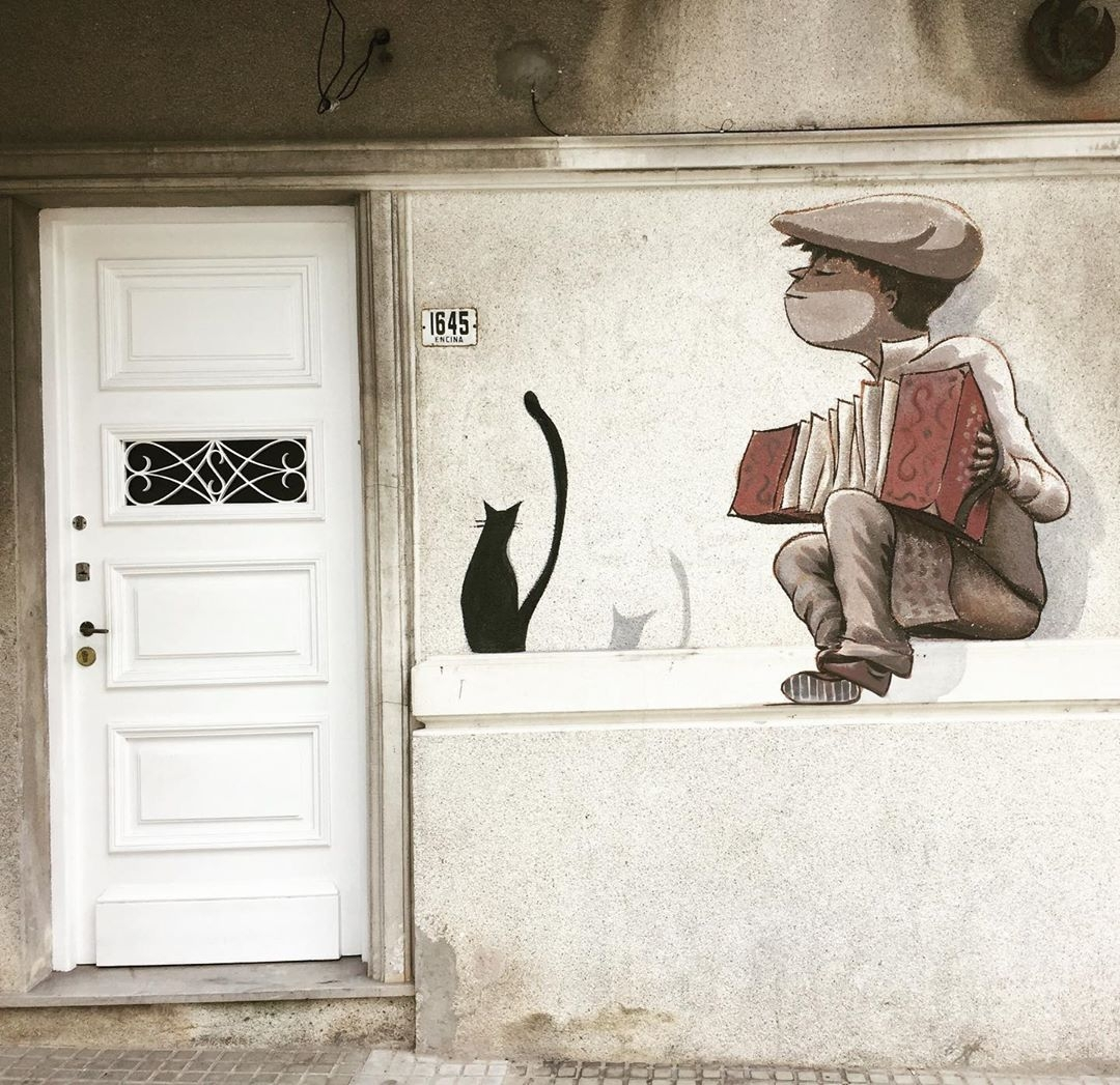 Fulvio Capurso @Montevideo, Uruguay