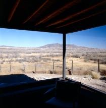 Georgia O'Keeffe @ Abiquiú, New Mexico, USA