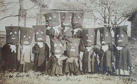 Halloween, 1908