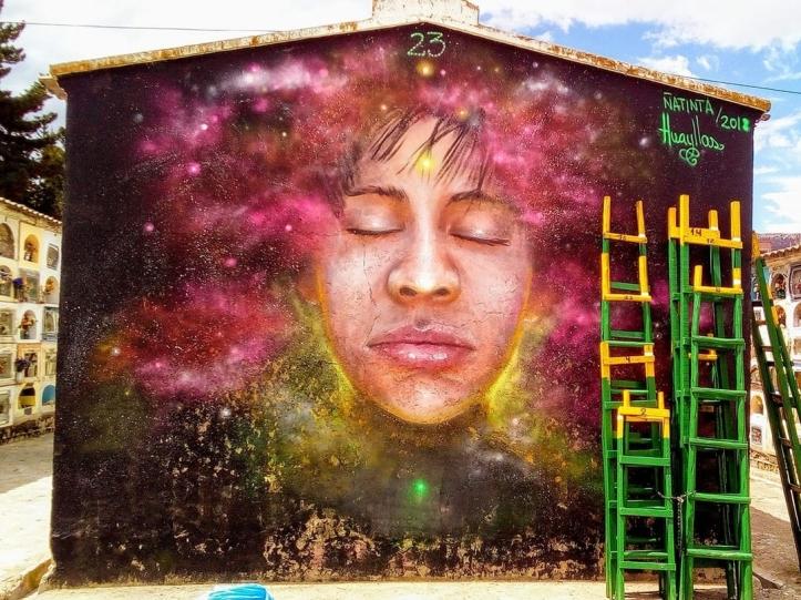 Huayllas @La Paz, Bolivia