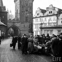 Il 15 marzo 1939, i nazisti entrano nella capitale ceca