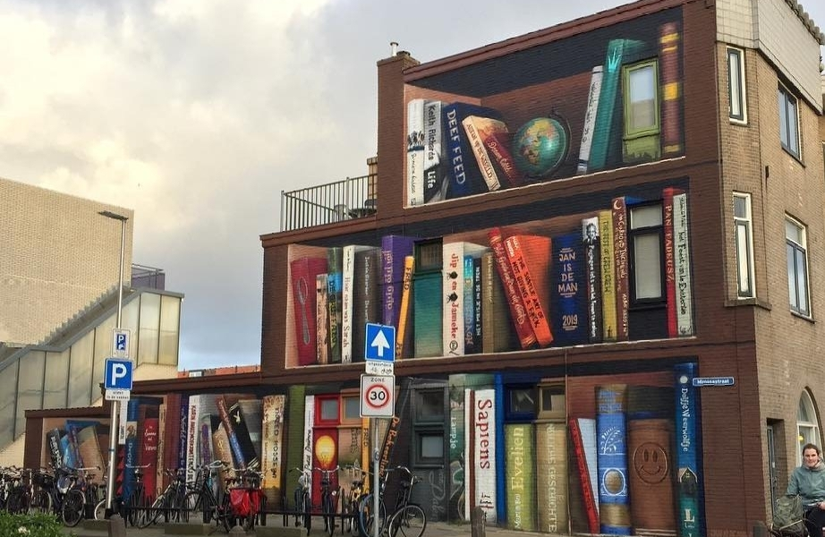 JanIsDeMan @Utrecht, Netherlands