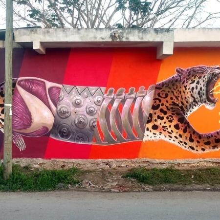 Juan Iesari @Bacalar, Mexico