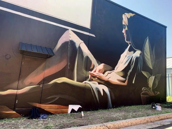 Loretta Lizzio @Port Kembla, Wollongong, Australia
