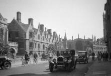 Magdalen College, Oxford. anni '20