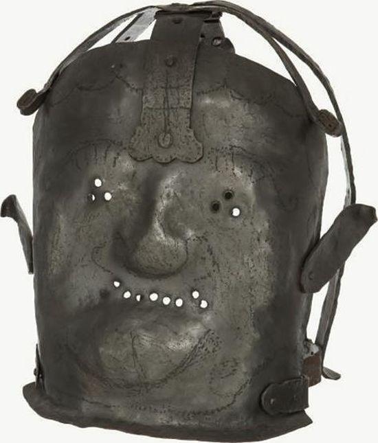 Maschera, XVII secolo