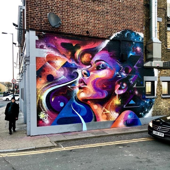 Mr Cenz @London, UK