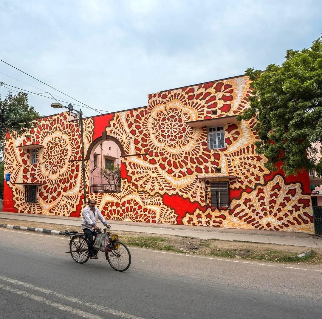 NeSpoon @New Delhi, India